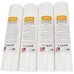 4X10 PPF Water Purifier Filter 4 pcs Sediment Water Filter C