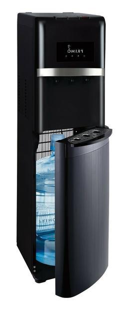 Primo B261 Black S Steel Bottom- Load Water Dispenser- 3 Tem