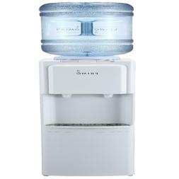 Primo Top Loading Hot/Cold Water Dispenser, White Water Cool