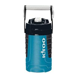 Igloo Proformance 1/2 Gallon Sport Jug-Ash Gray/Teal, Gray