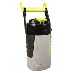 Igloo Proformance 1/2 Gallon Sport Jug-Ash Gray/Acid Green,