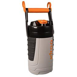 Igloo Proformance 1/2 Gallon Sport Jug-Ash Gray/Tough Orange