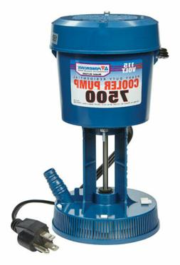 Dial Pump- Ul7500 115 V 1/60 Hp 360 Gph Ul Blue Pack 1