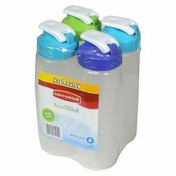 refill plastic bottle