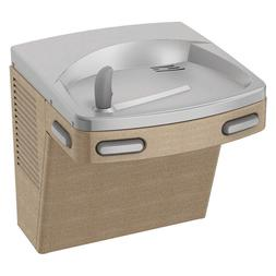 Oasis Refrigerated Wall Water Cooler Front and Side Pushbar