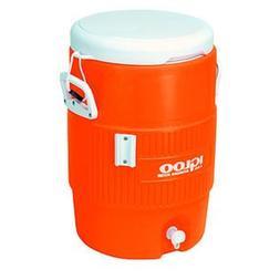 5 Gallon Capacity | Seat-Top Beverage Cooler | Pressure-Fit