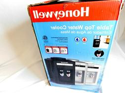 Honeywell Table Top Water Cooler Hot and Cold Temperature Wa