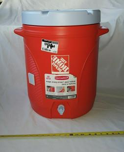 THE HOME DEPOT RUBBERMAID 10 Gallon Water Cooler JUG, Spout