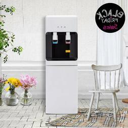 Top Loading Water Cooler Dispenser 5 Gallon Cold/Hot Electri