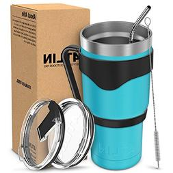 Atlin Tumbler  - Turquoise Travel Mug  Water Coffee Cup  For