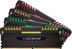 CORSAIR Vengeance RGB 32GB  DDR4 3600MHz C18 Desktop Memory