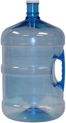 American Made P-00960 Water Bottle, 5-Gallon, Blue