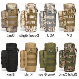 Tactical Scorpion Gear Water Bottle MOLLE Cooler Storage Bag