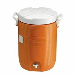 RHP1840999 - Insulated Water Cooler, 5 Gal, Orange, 10quot;d