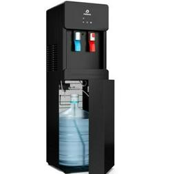 Water Cooler Bottom Loading Cold Hot Dispenser Built In Nigh