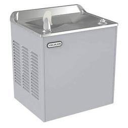 ELKAY Water Cooler,Compact,8 GPH,Gray,115V, EWCA8L1Z, Light
