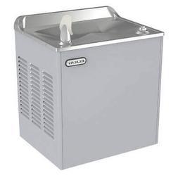 ELKAY Water Cooler,Compact,8 GPH,Gray,115V, EWCA8L1Z, Light