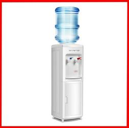 Water Cooler Dispenser 5 Gallon Cold Hot Water With safety l
