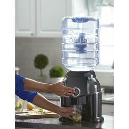 Water Cooler Dispenser System Top Loading Kitchen Dispensing