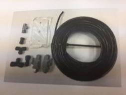 water cooler parts installation kit