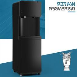 Hot Cold Water Cooler Top Loading Water Dispenser Compressor