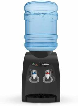 """17"""" Electric Water Dispenser Cooler Top-Loading HOT&COLD Ant"""